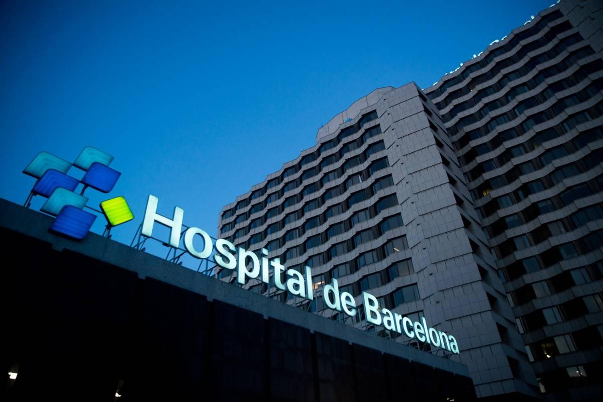 Oncòlegs xinesos visiten l'Hospital de Barcelona
