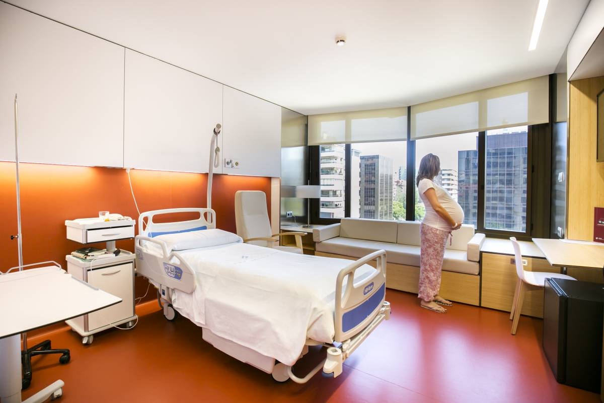Nuevo Plan de Parto del Hospital de Barcelona