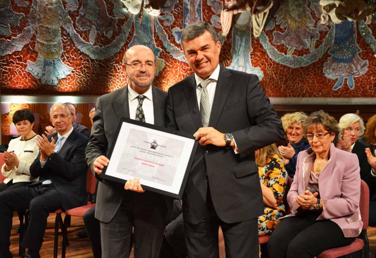 Aliança amb la Fundació Avedis Donabedian per la qualitat sanitària