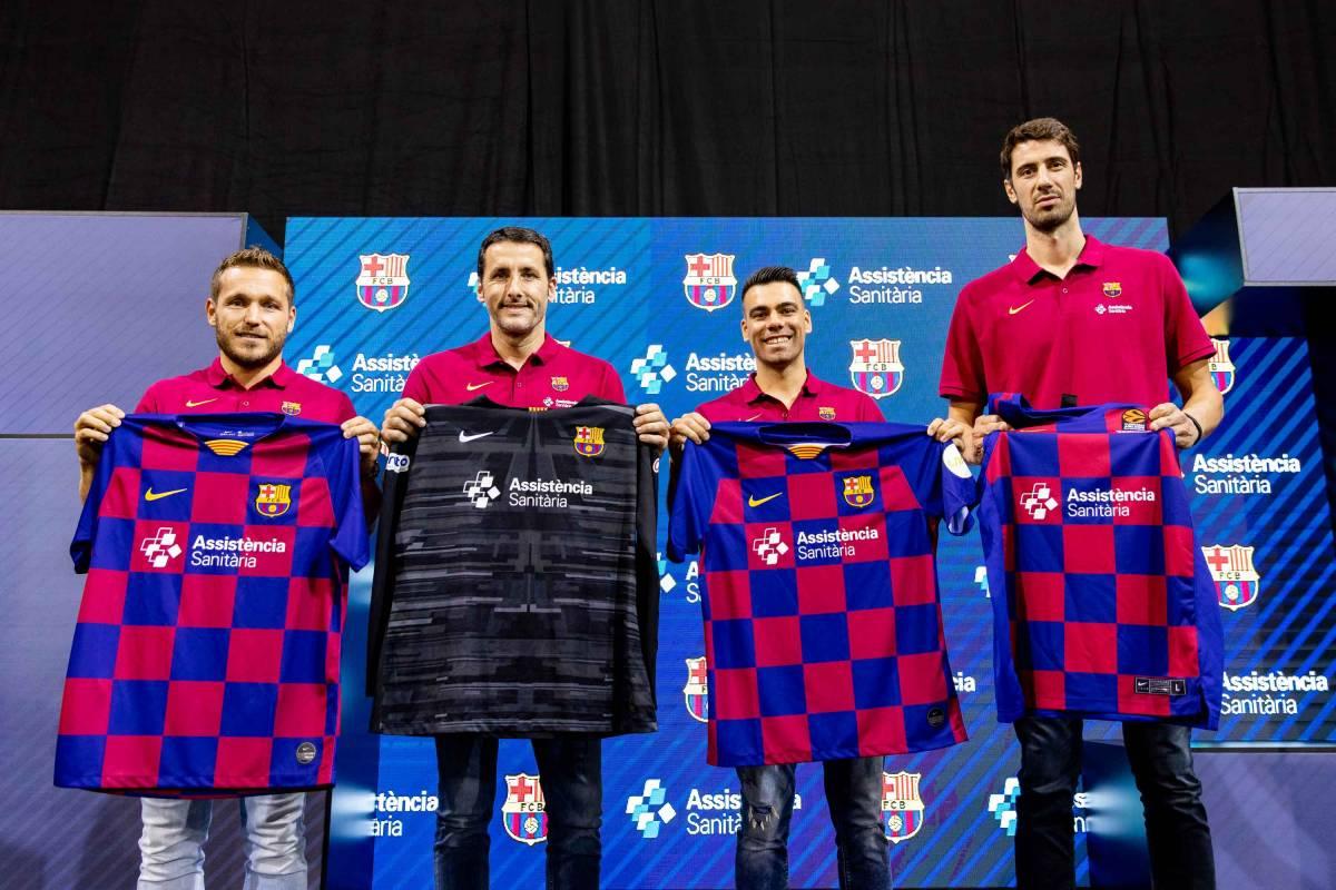 Assistència Sanitària y el FC Barcelona, unidos por la excelencia